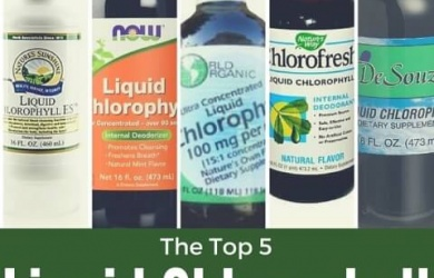 The Top 5 Liquid Chlorophyll Reviews